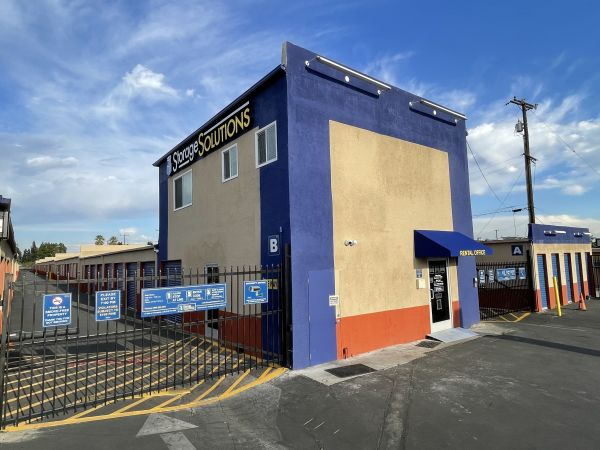 Storage Solutions - Pomona 2680 North Garey Avenue Pomona, CA - Photo 0