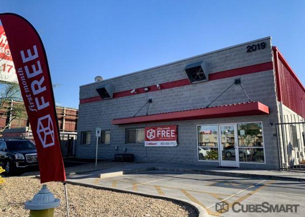 CubeSmart Self Storage - Phoenix - 2019 W. Glendale Ave. 2019 West Glendale Avenue Phoenix, AZ - Photo 0