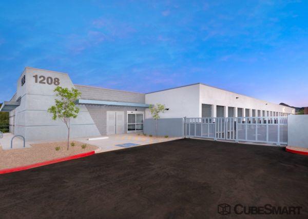 CubeSmart Self Storage - Phoenix - 1201 E Cinnabar Ave. 1201 East Cinnabar Avenue Phoenix, AZ - Photo 0