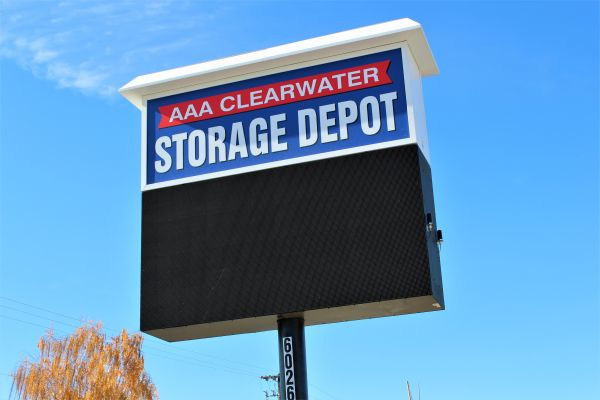 Cutting Edge Management - AAA Storage Depot 6026 West Clearwater Avenue Kennewick, WA - Photo 0
