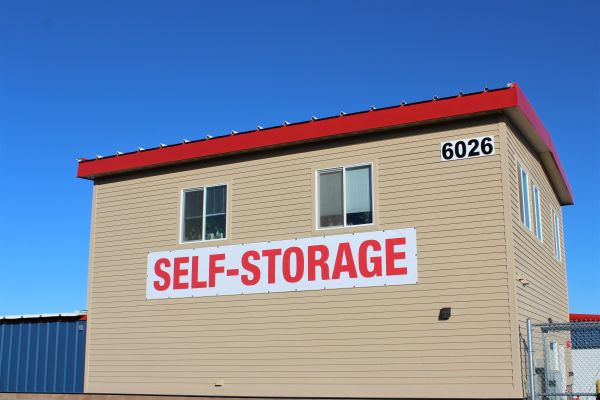 Cutting Edge Management - AAA Storage Depot 6026 West Clearwater Avenue Kennewick, WA - Photo 1