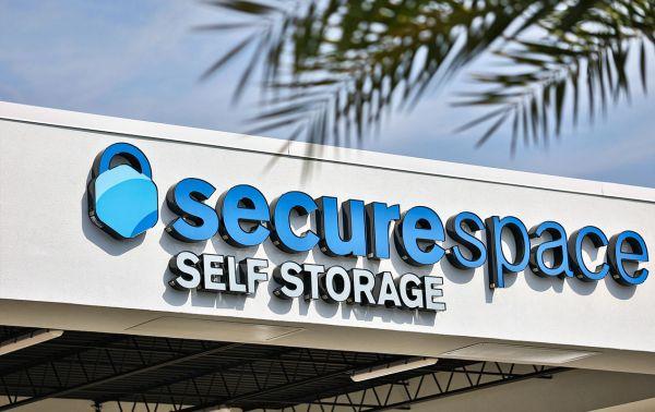 SecureSpace Self Storage Titusville 810 Cheney Highway Titusville, FL - Photo 1
