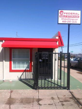 10 Federal Self Storage - 601 S Interstate 35 E Service Rd, DeSoto, TX 75115 601 South Interstate 35 East Service Road Desoto, TX - Photo 2