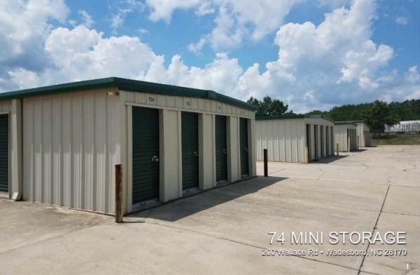 74 Mini Storage 200 Wallace Road Wadesboro, NC - Photo 0