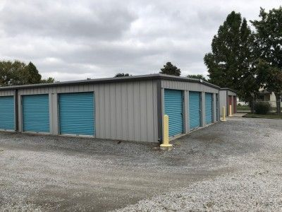 Advantage Self Storage - South Roxana 600 Wilson Street South Roxana, IL - Photo 1