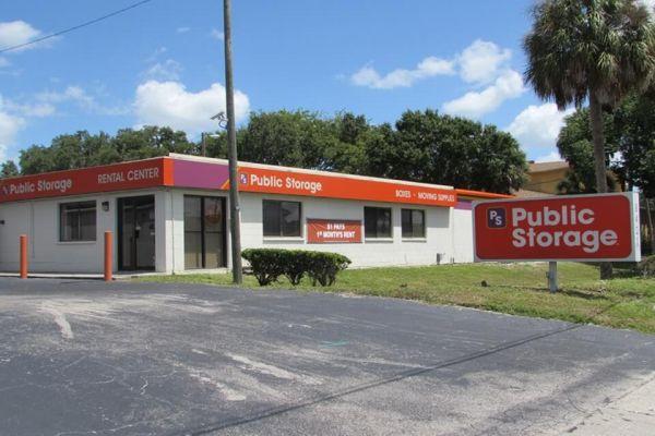 Public Storage - Tampa - 8421 W Hillsborough Ave 8421 W Hillsborough Ave Tampa, FL - Photo 0