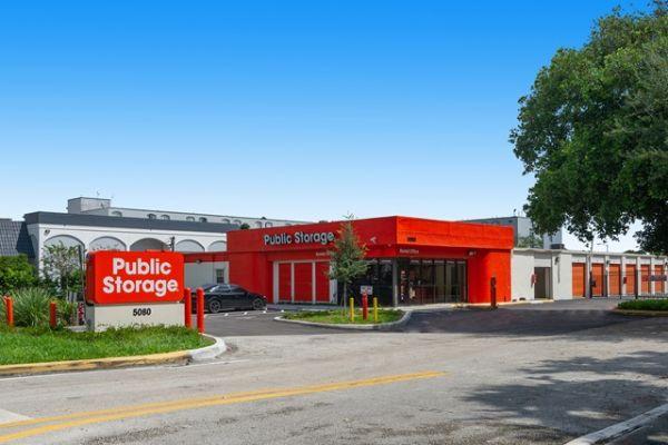 Public Storage - Ft Lauderdale - 5080 N State Road 7