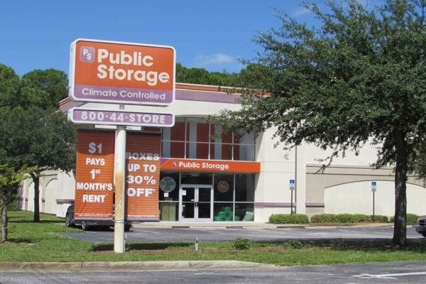 Public Storage - Tampa - 7803 W Waters Ave 7803 W Waters Ave Tampa, FL - Photo 0