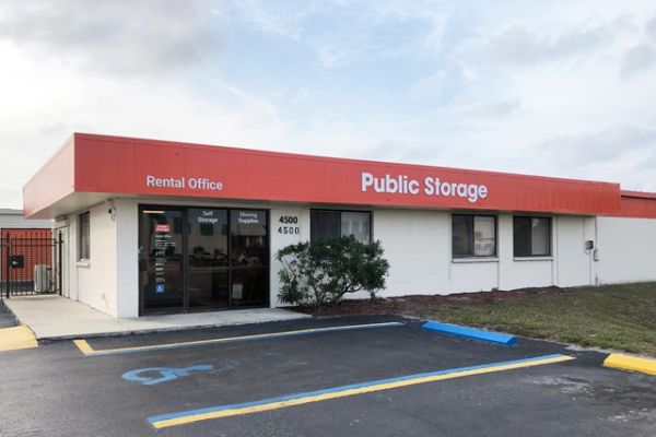 Public Storage - St Petersburg - 4500 34th Street North 4500 34th Street North St Petersburg, FL - Photo 0