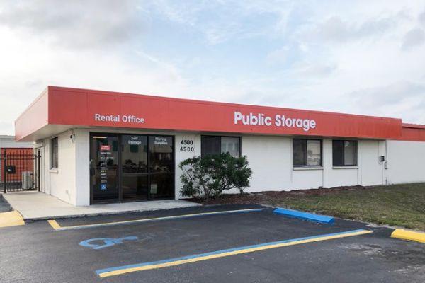 Public Storage - St Petersburg - 4500 34th Street North 4500 34th Street North St Petersburg, FL - Photo 0
