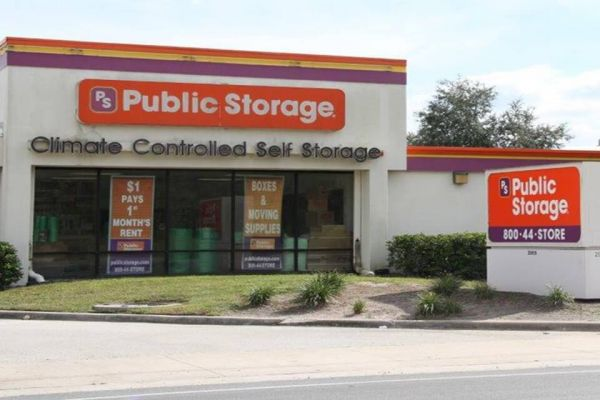 Public Storage - Sanford - 2905 South Orlando Drive 2905 South Orlando Drive Sanford, FL - Photo 0