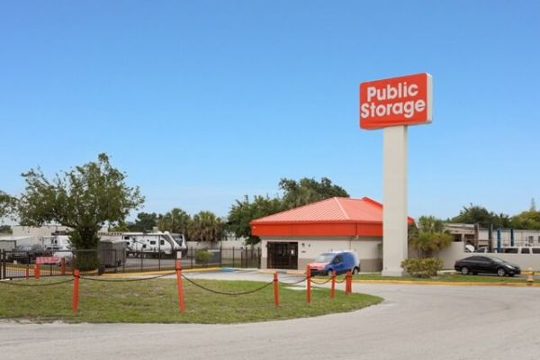 Public Storage - Lantana - 1801 Hypoluxo Road 1801 Hypoluxo Road Lantana, FL - Photo 0