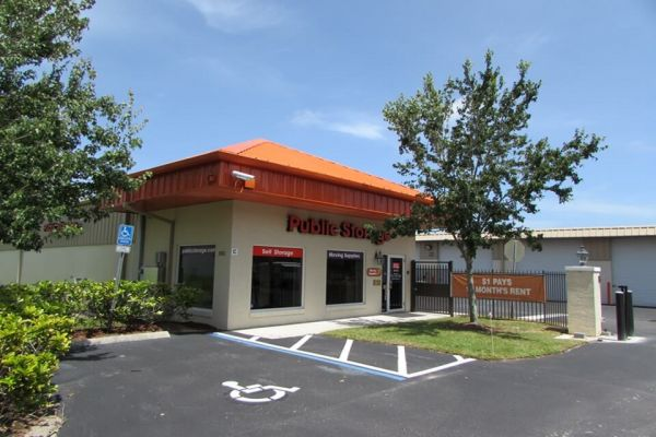 Public Storage - Vero Beach - 380 5th St SW 380 5th St SW Vero Beach, FL - Photo 0