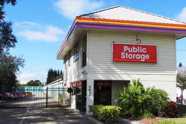 Public Storage - Palm Bay - 4630 Babcock St NE 4630 Babcock St NE Palm Bay, FL - Photo 0