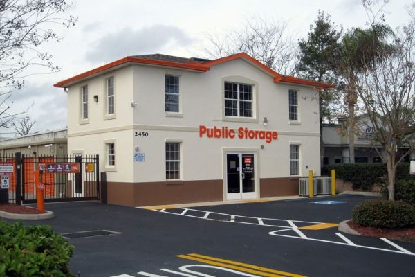 Public Storage - South Daytona - 2450 S Nova Road 2450 S Nova Road South Daytona, FL - Photo 0