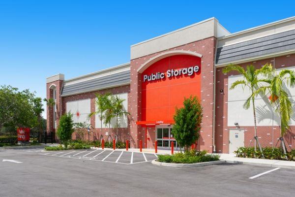 Public Storage - Davie - 12451 Orange Dr