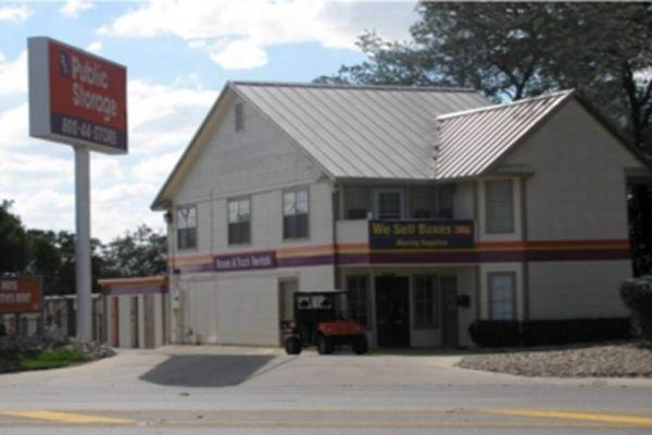 Public Storage - San Antonio - 9529 Fredericksburg Road