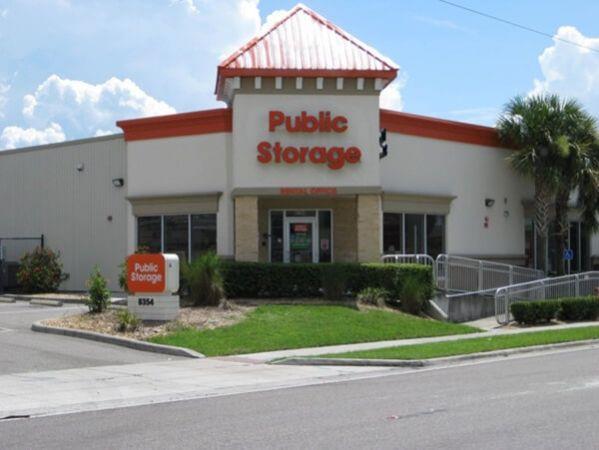 Public Storage - Tampa - 8354 W Hillsborough Ave 8354 W Hillsborough Ave Tampa, FL - Photo 1