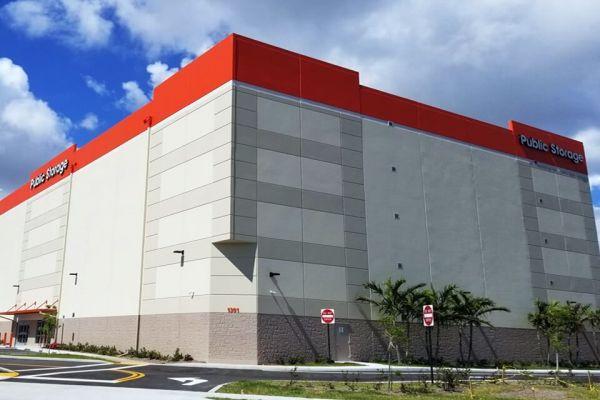 Public Storage - West Palm Beach - 1301 Mercer Ave 1301 Mercer Ave West Palm Beach, FL - Photo 0