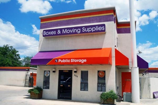 Public Storage - San Antonio - 555 W Sunset Road 555 W Sunset Road San Antonio, TX - Photo 0