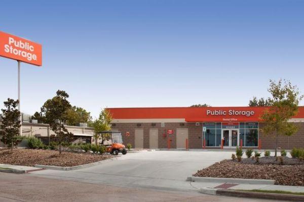 Public Storage - Houston - 8610 Glenvista Street 8610 Glenvista Street Houston, TX - Photo 0