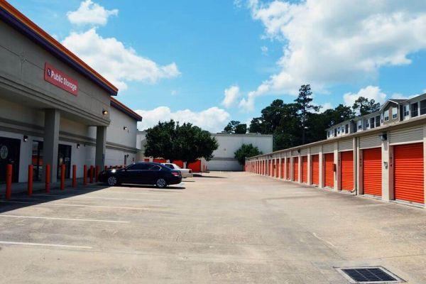 Public Storage - Houston - 7715 Katy Freeway 7715 Katy Freeway Houston, TX - Photo 1