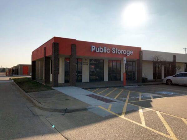 Public Storage - Arlington - 3008 West Division Street 3008 West Division Street Arlington, TX - Photo 0