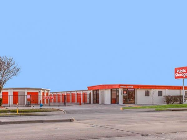 Public Storage - Plano - 3500 E 14th Street 3500 E 14th Street Plano, TX - Photo 0