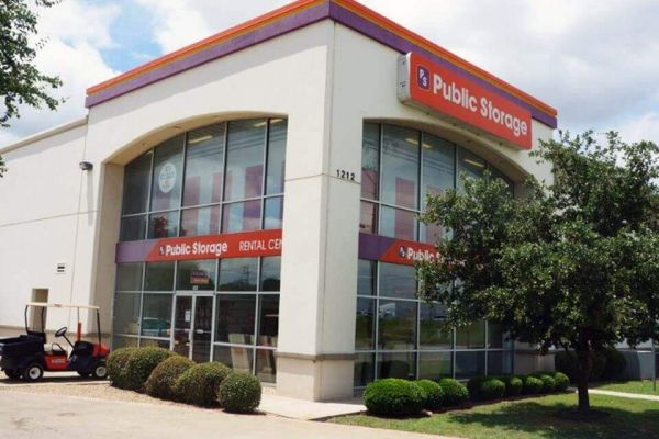 Public Storage - Irving - 1212 E Airport Freeway 1212 E Airport Freeway Irving, TX - Photo 0