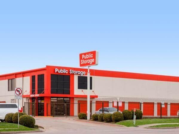 Public Storage - Plano - 2801 Avenue K 2801 Avenue K Plano, TX - Photo 1