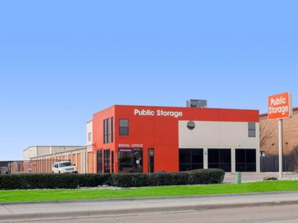 Public Storage - Plano - 3309 Alma Drive 3309 Alma Drive Plano, TX - Photo 3