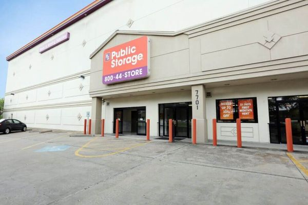 Public Storage - Houston - 7701 S Main Street 7701 S Main Street Houston, TX - Photo 0