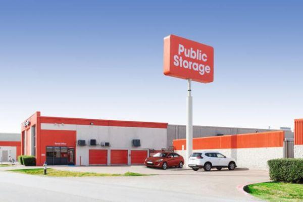 Public Storage - Dallas - 12075 Denton Drive 12075 Denton Drive Dallas, TX - Photo 0