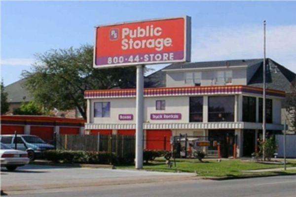 Public Storage - Houston - 3703 Westheimer Blvd 3703 Westheimer Blvd Houston, TX - Photo 0