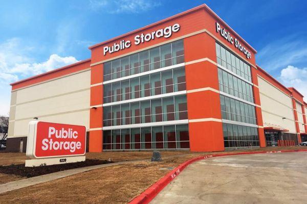 Public Storage - Plano - 6220 Tennyson Pkwy 6220 Tennyson Pkwy Plano, TX - Photo 0