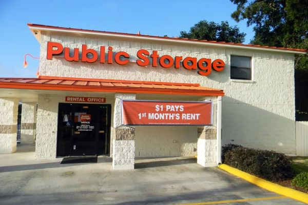 Public Storage - Houston - 11555 Louetta Rd 11555 Louetta Rd Houston, TX - Photo 0