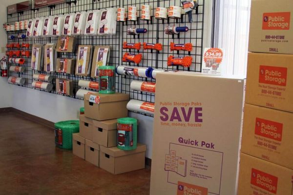 Public Storage - Richardson - 920 Audelia Road 920 Audelia Road Richardson, TX - Photo 2