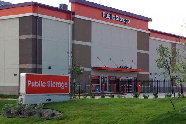Public Storage - Plano - 2104 Hedgcoxe Rd 2104 Hedgcoxe Rd Plano, TX - Photo 0