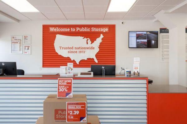 Public Storage - Katy - 1001 S Mason Road 1001 S Mason Road Katy, TX - Photo 2