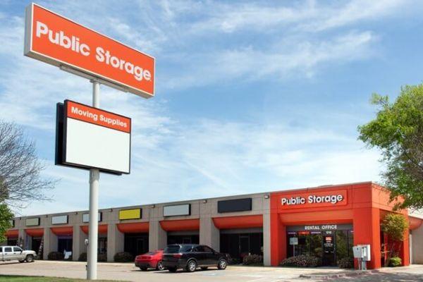Public Storage - Irving - 1210 N Belt Line Road 1210 N Belt Line Road Irving, TX - Photo 0
