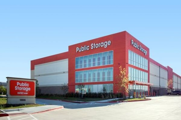 Public Storage - Fort Worth - 10555 North Fwy