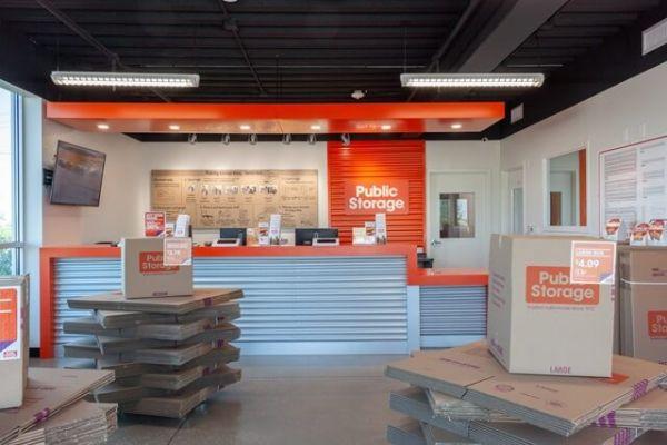 Public Storage - Fort Worth - 10555 North Fwy 10555 North Fwy Fort Worth, TX - Photo 2