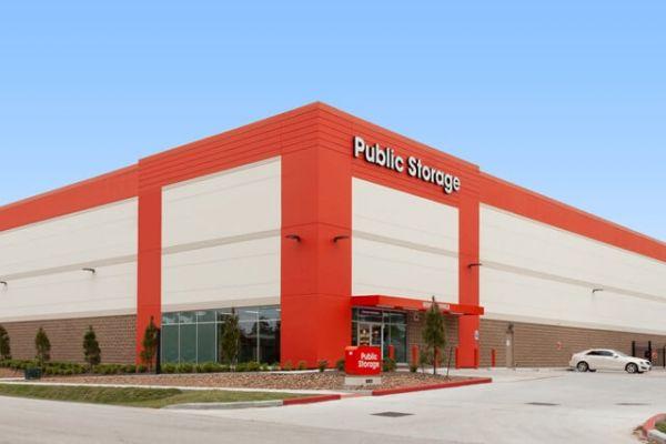 Public Storage - Houston - 5323 Milwee Street