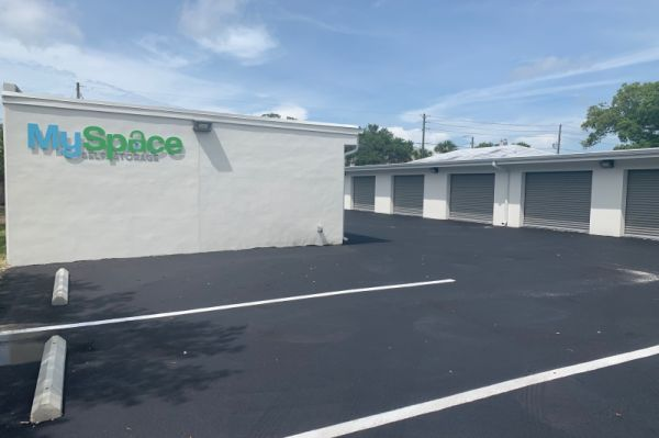 Myspace Self Storage 204 Cypress Street Tarpon Springs, FL - Photo 1