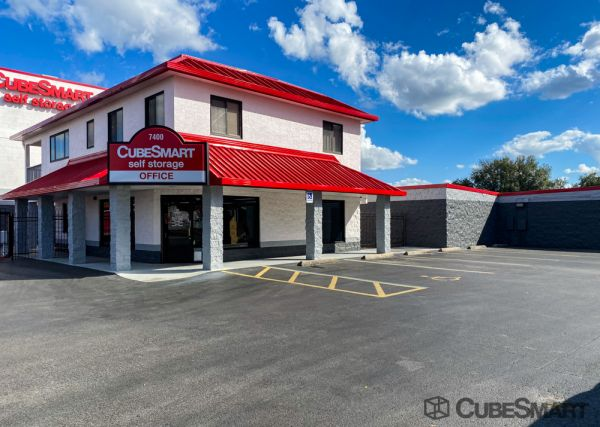CubeSmart Self Storage - Orlando - 7400 Colonial Dr. 7400 West Colonial Drive Orlando, FL - Photo 0