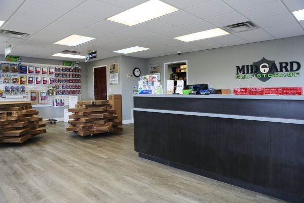 Midgard Self Storage - Athens 110 Cloverleaf Drive Athens, AL - Photo 0
