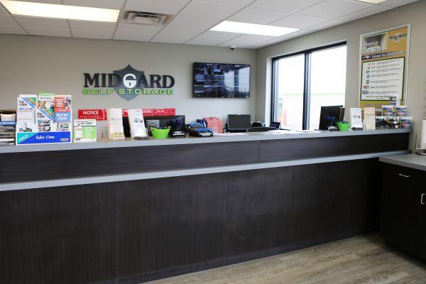 Midgard Self Storage - Athens 110 Cloverleaf Drive Athens, AL - Photo 2