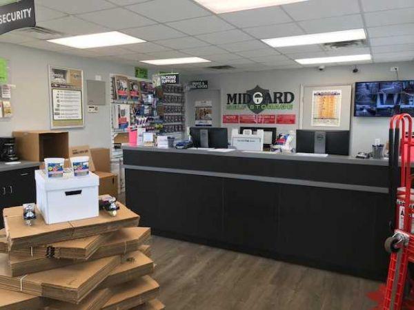 Midgard Self Storage - Mall Drive 2708 West Mall Drive Florence, AL - Photo 1