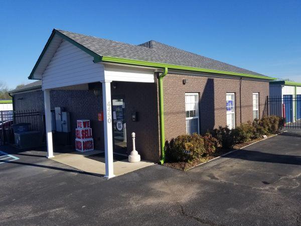 Midgard Self Storage - Chisholm Rd 4450 Chisholm Road Florence, AL - Photo 0