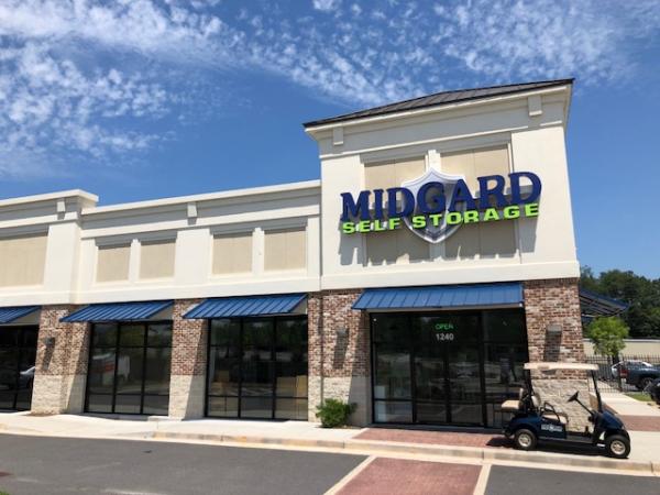 Midgard Self Storage - Roswell GA 1240 Alpharetta Street Roswell, GA - Photo 0